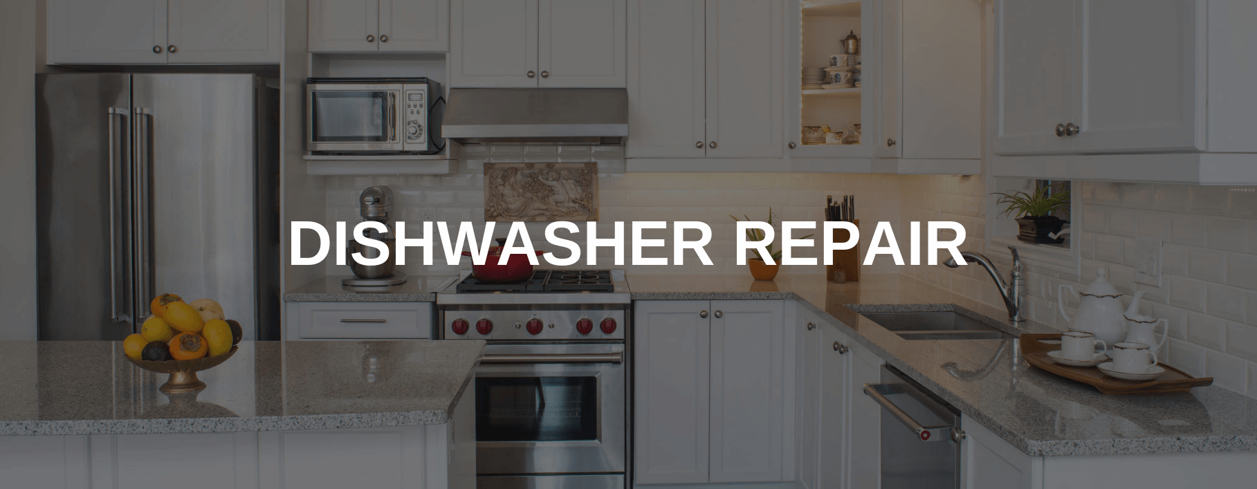 dishwasher repair white plains